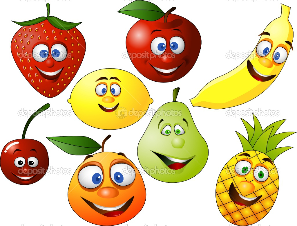 Game fruitz s60v5 game puzzle bertema buah buahan anasfw for Clipart frutta